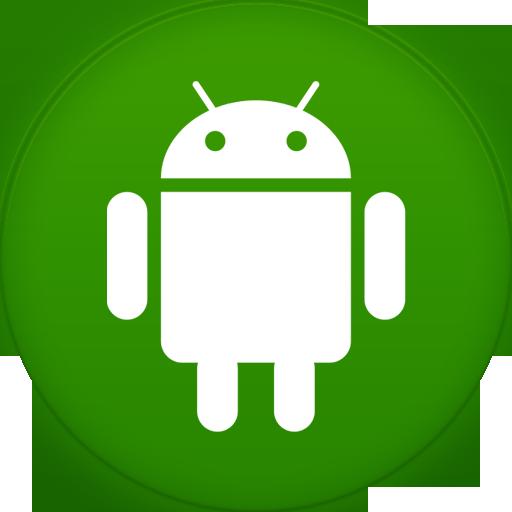 Android Icon Revolution Web Design