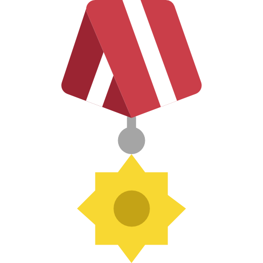 Award, Insignia, Sports And Competition, Medal, Badge, Emblem