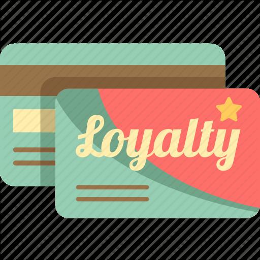 Loyalty Card, Loyalty Program, Membership Card, Reward Card Icon