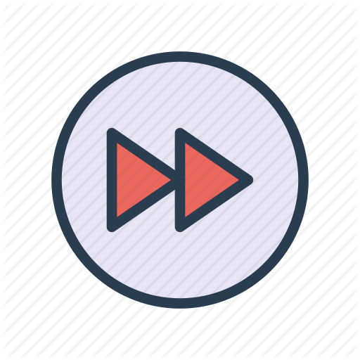 Fast, Forward, Next, Player, Rewind Icon