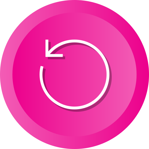 Arrow, Back, Before, Circular, Circle, Rewind Icon Free Of Ios