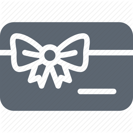 Card, Coupon, Discount, Gift, Present, Ribbon, Shop Icon