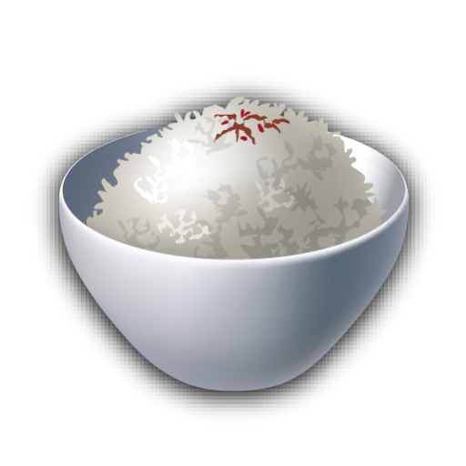 Recipe Rice Icon Png