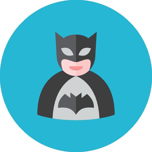 Batman Icon Kameleon Iconset Webalys