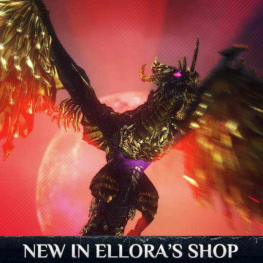 Riders Of Icarus On Twitter Exclusive Legendary Mount Midnight