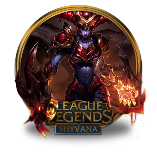Icon For League Of Legends Artwork Belongs To Riot Games