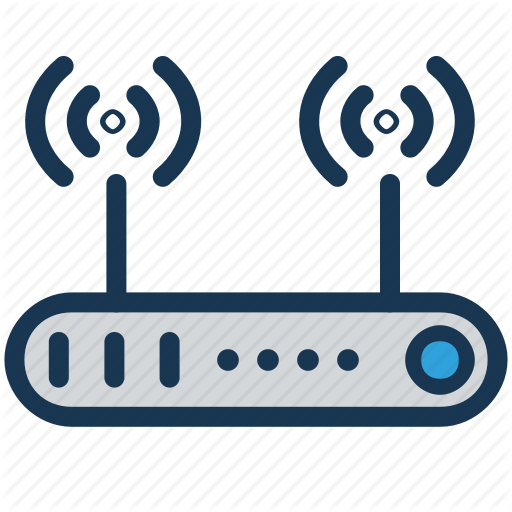 Networkinternetwifi, Routeriothubhome Icon