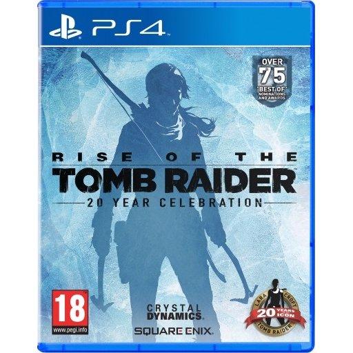 Rise Of The Tomb Raider Year Celebration