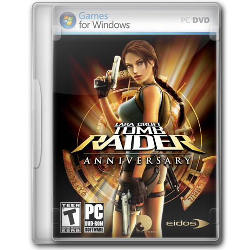 Tomb Raider Anniversary Icon