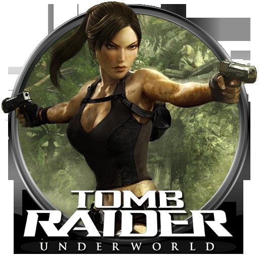 Tomb Raider Anniversary Icon Game Iconset Prophetman