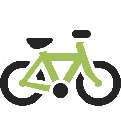 Bicycle Icon Iconexperience