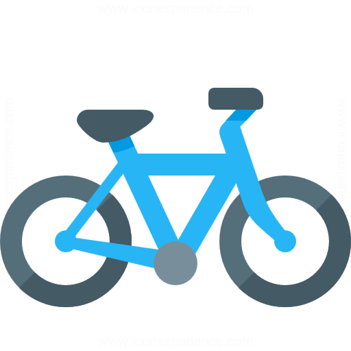Iconexperience G Collection Bicycle Icon