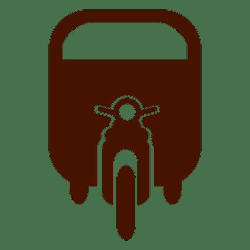 Road Bike Transport Icon
