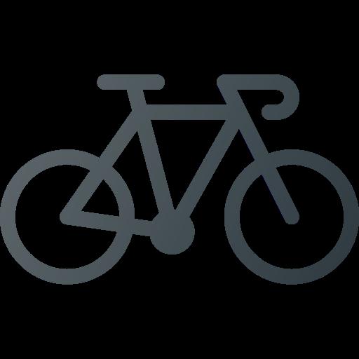 Transportation, Transport, Vehicles, Bicycle, Bike Icon Free