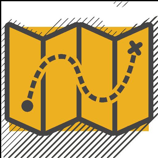 Road Map Icon Core Knowledge Foundation