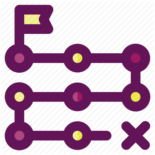 Business, Finance, Investment, Plan, Roadmap Icon
