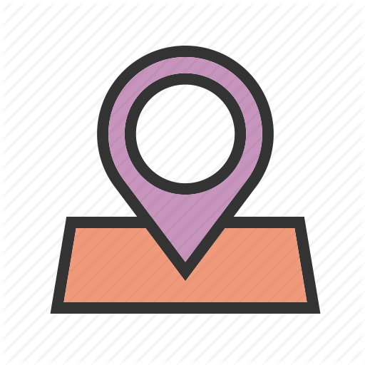 Destination, Map, Marked, Road, Roadmap, Route, Trip Icon