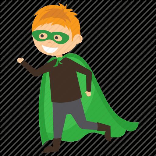 Child Superhero, Comic Superhero, Robin Superhero, Superhero