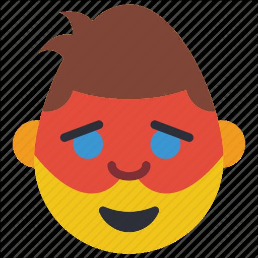 Emojis, Emotion, Happy, Hero, Man, Masked, Robn