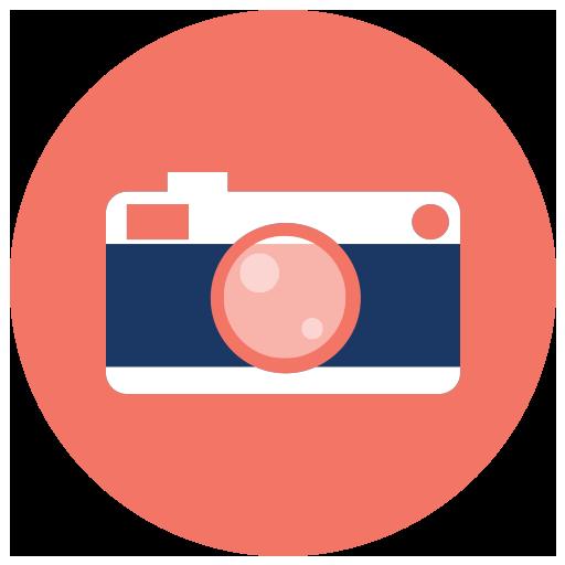 Robin Davis Photography Favicon Site Icon Camera