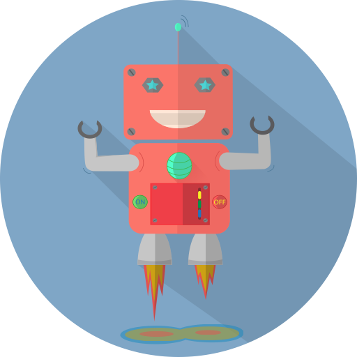 Robot Expression, Mascot, Android, Smell, Metal, Space, Technology