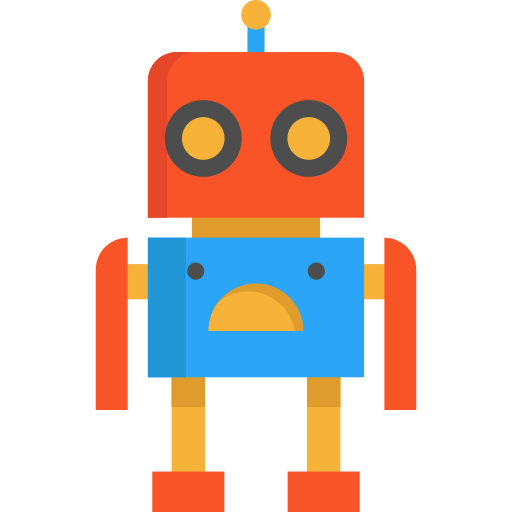 Robot Png Icon