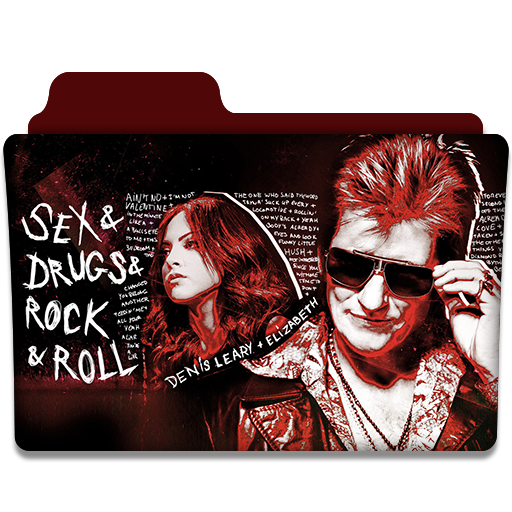 Sex, Drugs, And Rock 'n Roll Tv Series Icon