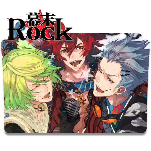 Bakumatsu Rock Icon