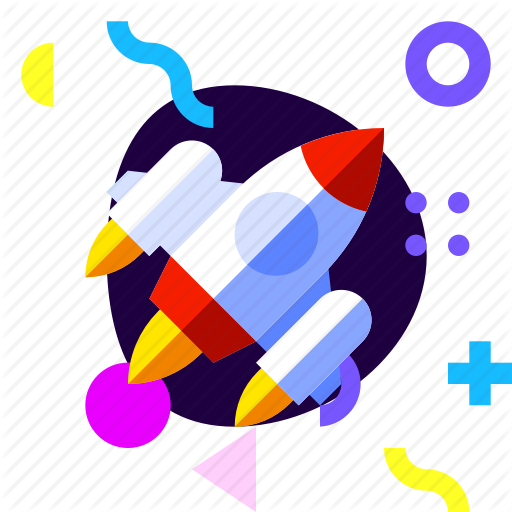 Adaptive, Game, Ios, Isolated, Material Design, Rocket Icon