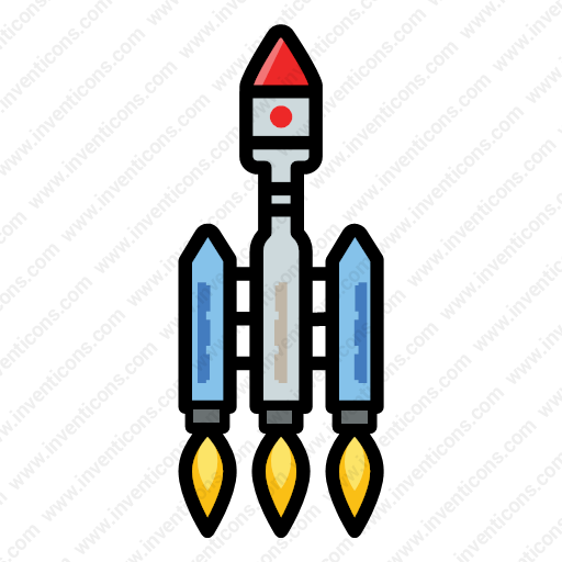 Download Astronomy,launch,rocket,scifi,space,craft,ship Icon