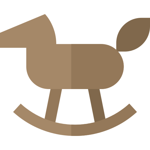 Rocking Horse Toy Png Icon