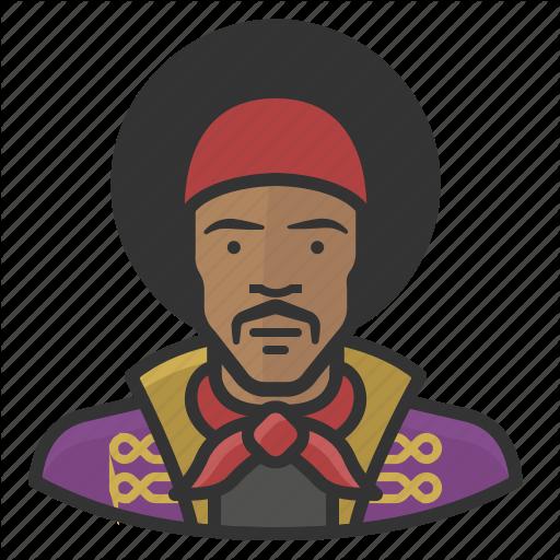 Guitarist, Hendrix, Jimi, Musician, Rockstar Icon