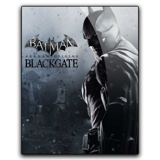 Icon Batman Arkham Origins Blackgate