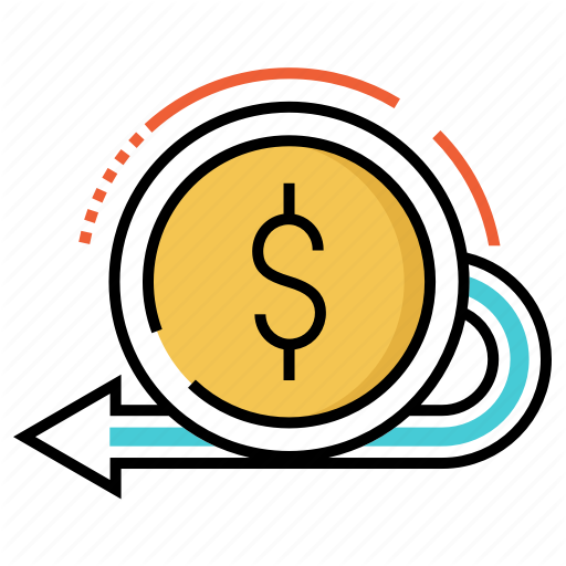 Deposit, Financial, Investment, Rate, Return, Roi, Ror Icon