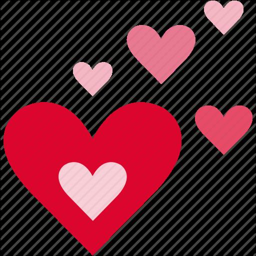 Cute, Hearts, Love, Pretty, Romance, Romantic Icon