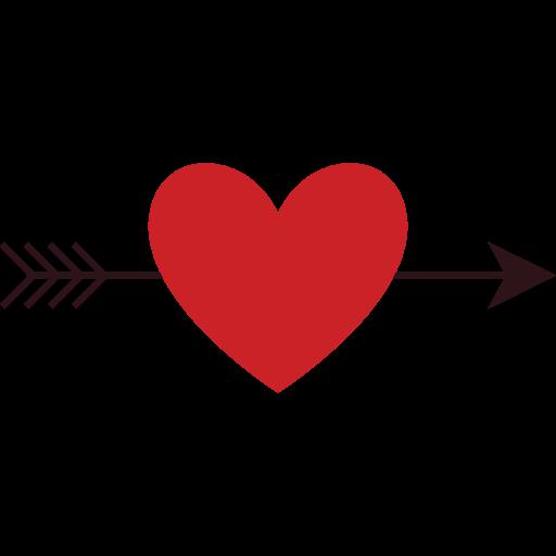 Arrow, Love, Romantic Icon