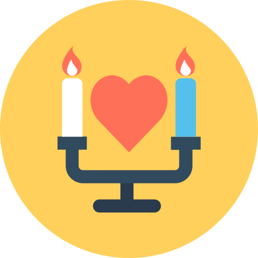 Romantic Love And Romance Png Icon