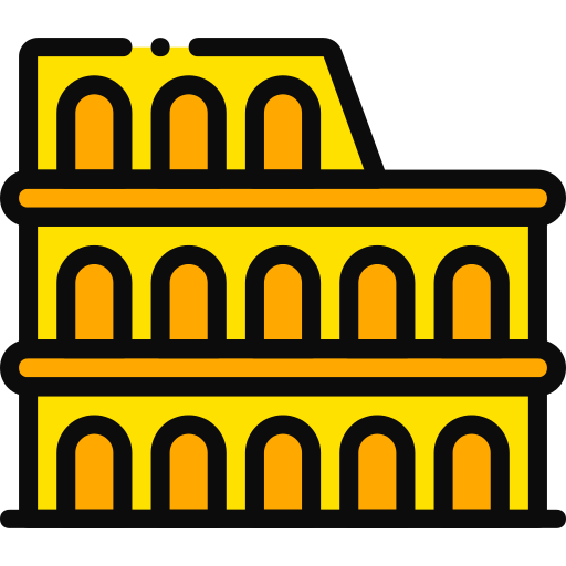 Colosseum Rome Png Icon