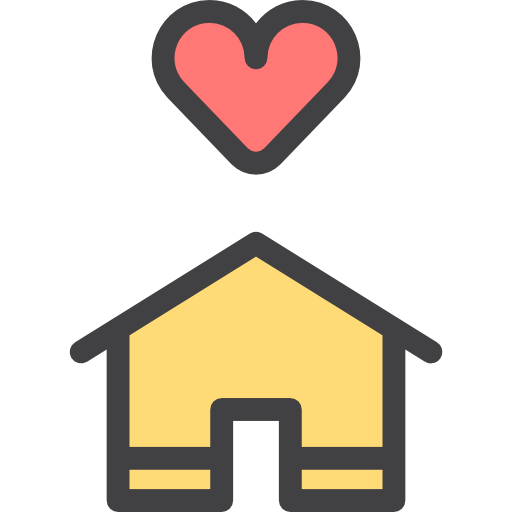 Shelter, House, Roof, Real Estate, Buildings Icon