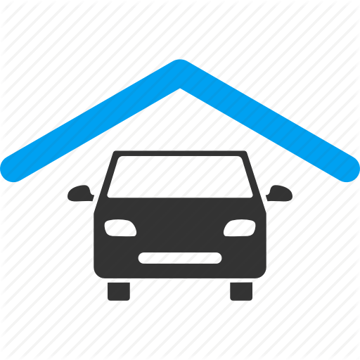 Automobile Service, Building, Car Garage, Garage, Protection, Roof