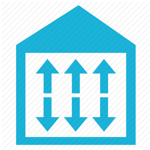 Building, Construction, Floor, House, Roof, Severity, Weight Icon