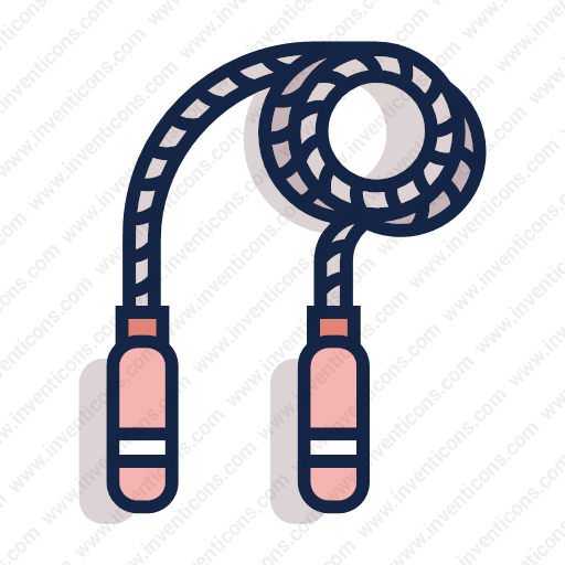 Download Skipping,rope Icon Inventicons