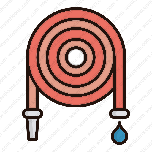 Download Water,rope,firefighter Icon Inventicons