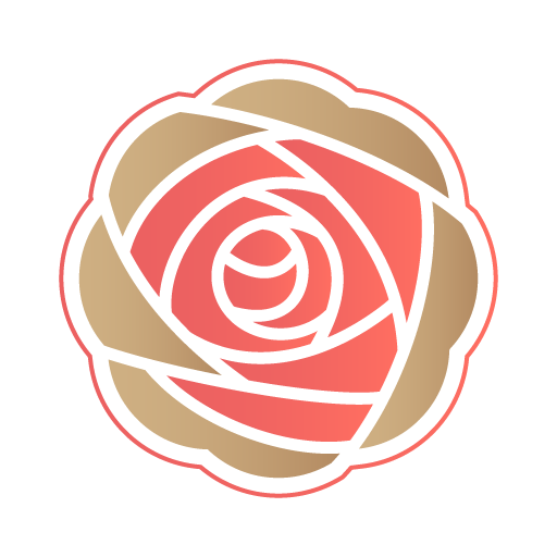 Vector Rose Icon