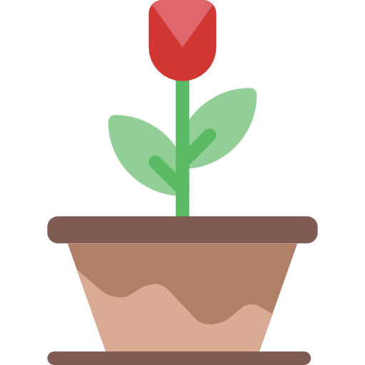 Rose Icon Garden Smashicons