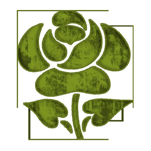 Single Rose Icon Version