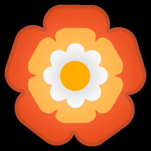 Rosette Icon Free Of Noto Emoji Animals Nature Icons
