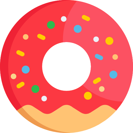 Donut Free Vector Icons Designed