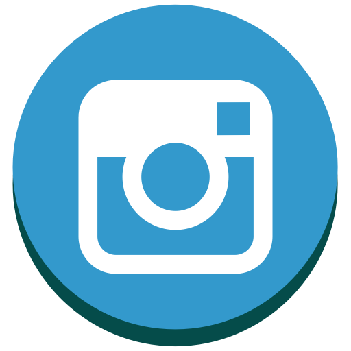 Instagram, Round, Social Media Icon