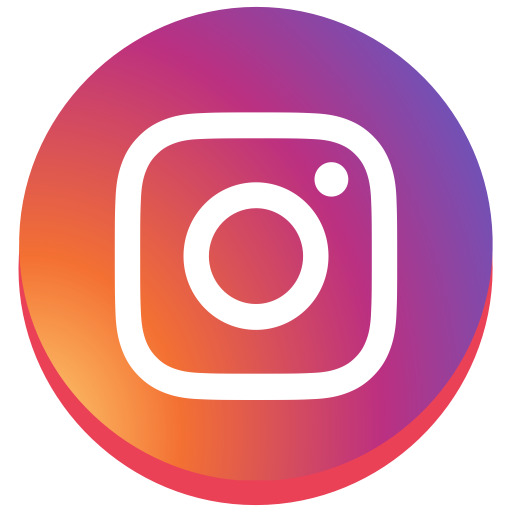 Instagram New Design, Round, Social Media, Instagram Icon